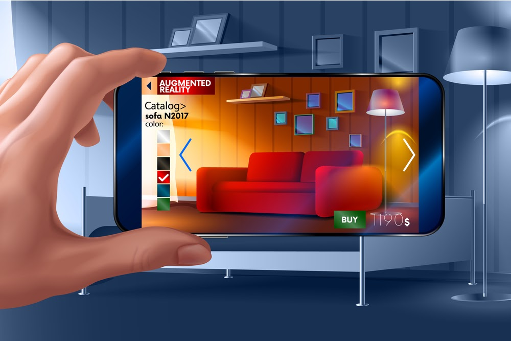 How Augmented Reality is Used For E-Commerce
