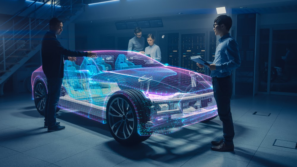 Auto Brands Like Audi are Using Augmented Reality for Streamlined Logistics Planning