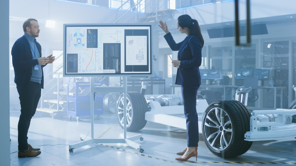 Women and Diversity, Inclusion, and Equity in the Automotive Industry