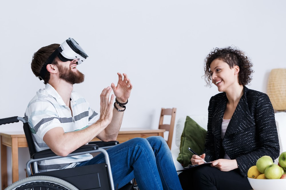 A New Virtual Reality Test Can Measure Your Vulnerability To Stress
