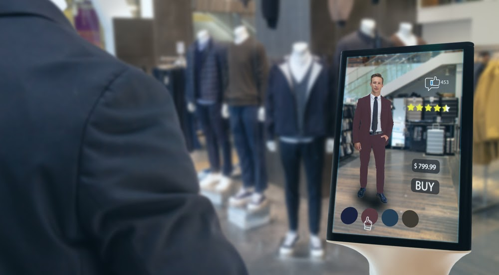 A Virtual Reality Showroom Lets Consumers Preview Clothes, Cars & More