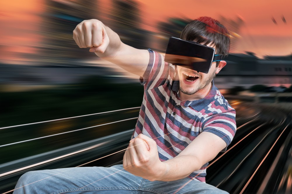 Virtual Reality in Cars