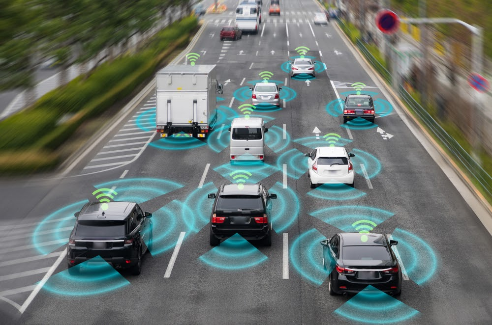 The Future of the Automotive Industry is Connectivity