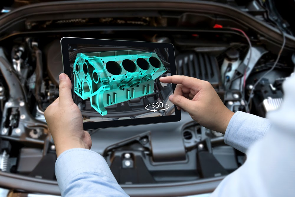 A Look at the Automotive Augmented Reality Market