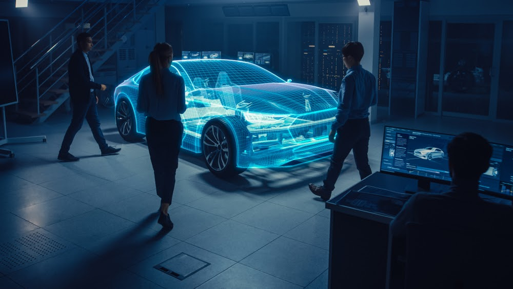Use the Power of Augmented Reality to Shop for a Car