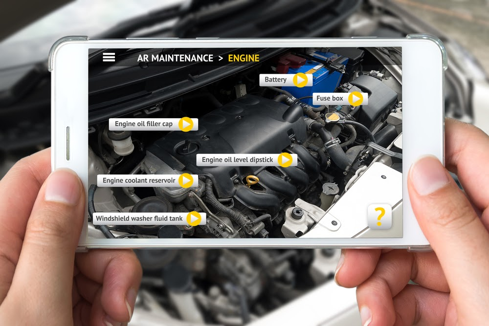 Augmented Reality in the Car Buying Process