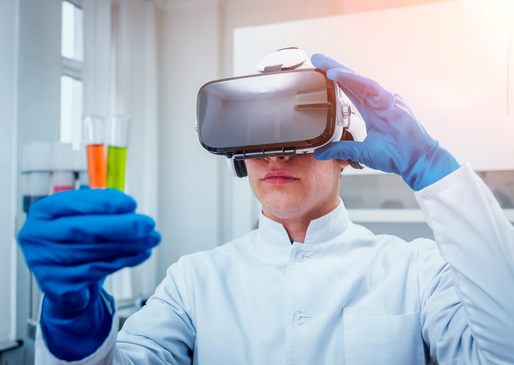 What's Cooking in Facebook's Virtual Reality Labs?
