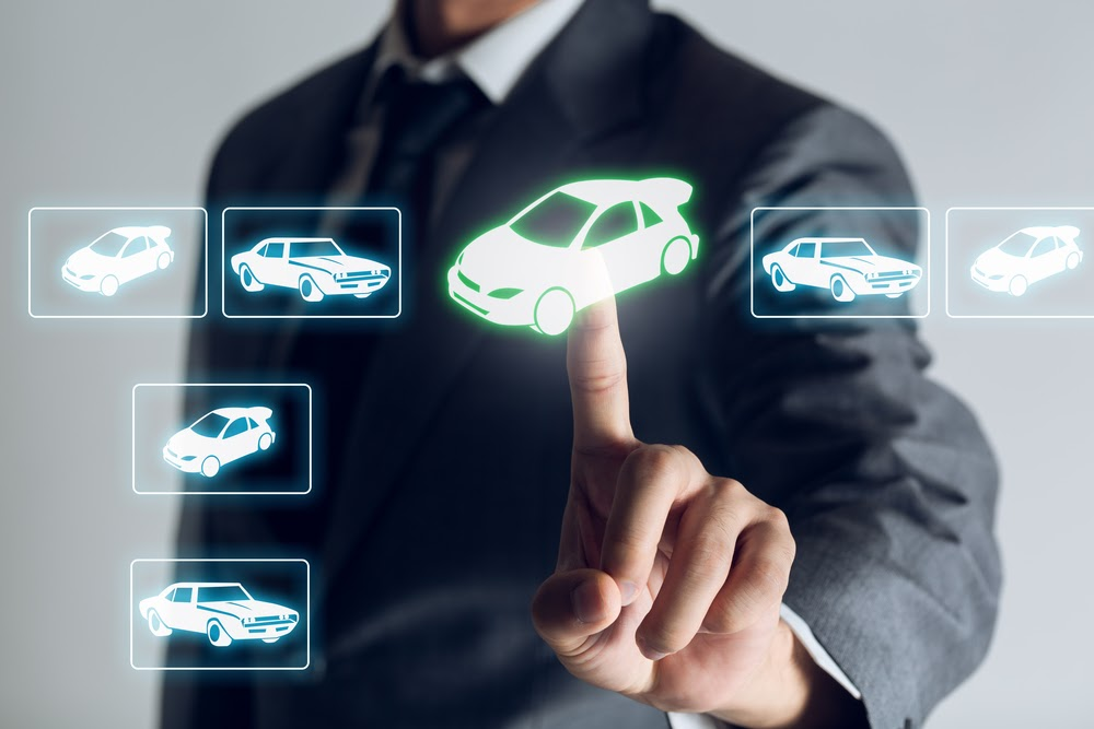 How Augmented Reality Improves Car Shopping Online