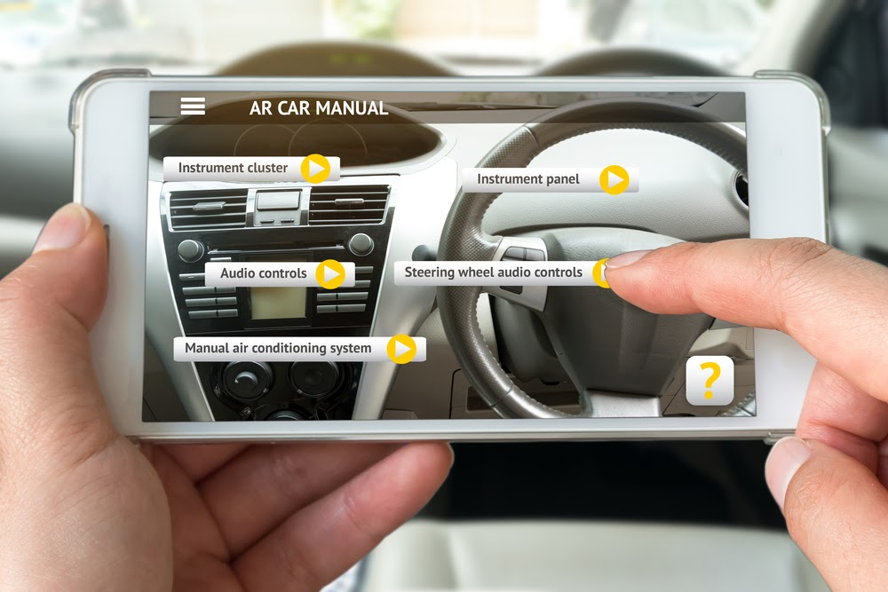 Toyota Uses Augmented Reality